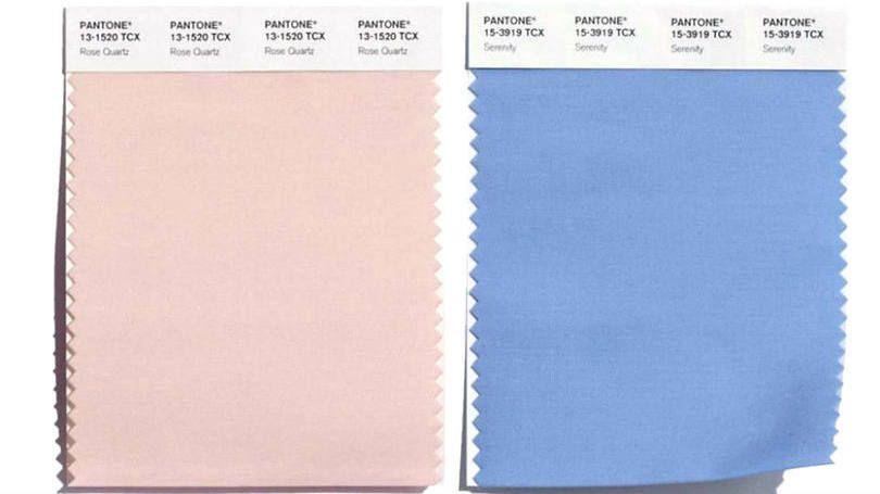 As cores de 2016 segundo a Pantone