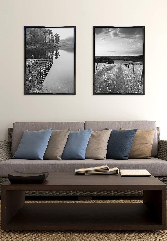 Mcs Trendsetter 18x24 Inch Poster Frame 2pk Black 65753 Creative Home Decor Kitchen Fixtures Home Decor