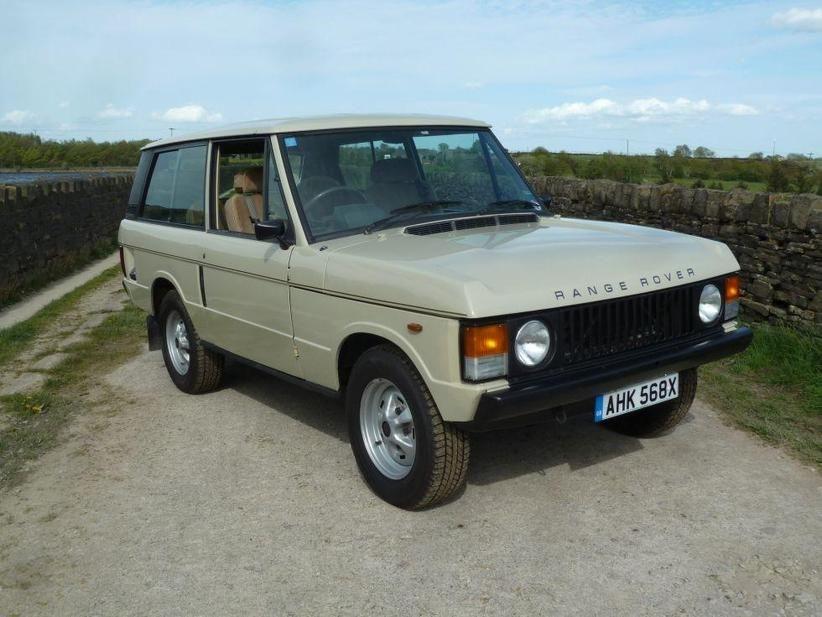 1981 Range Rover Classic 2 Door Range Rover Classic Range Rover Landrover Range Rover