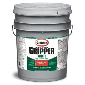 Glidden Gripper 5 Gal White
