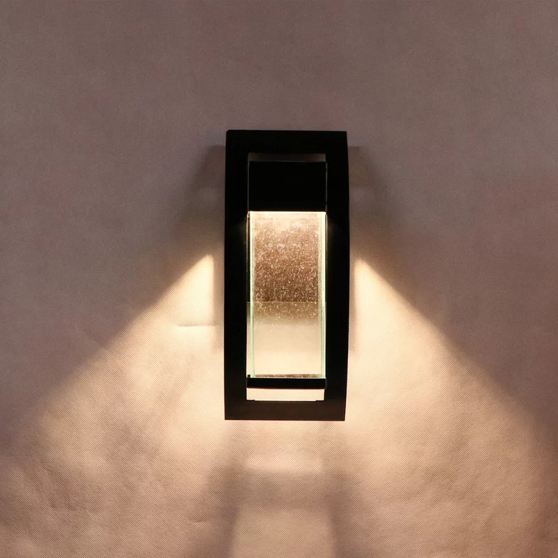 Pin On Lighting Fixtures, Modern Garage Sconce Lights