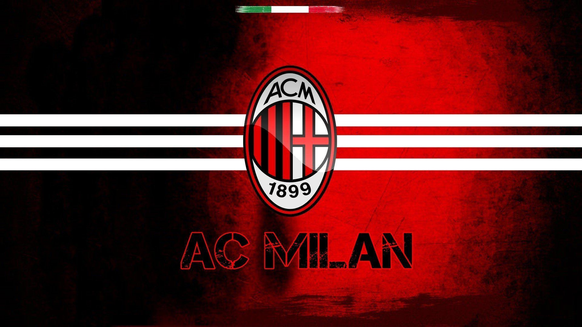 A C Milan Wallpaper 15 1920 X 1080 Stmed Net Ac Milan Logo