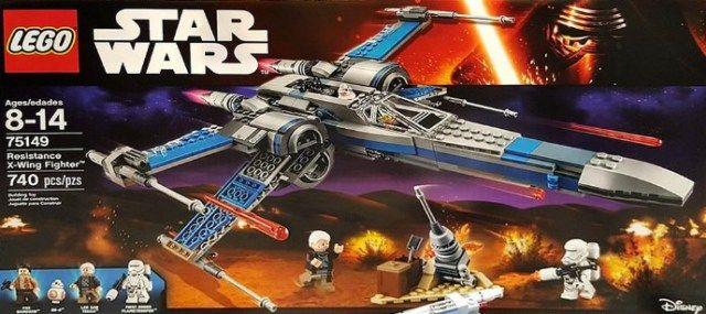 Star-wars-leg0-resistance-x-wing-fighter   Lego star wars ...