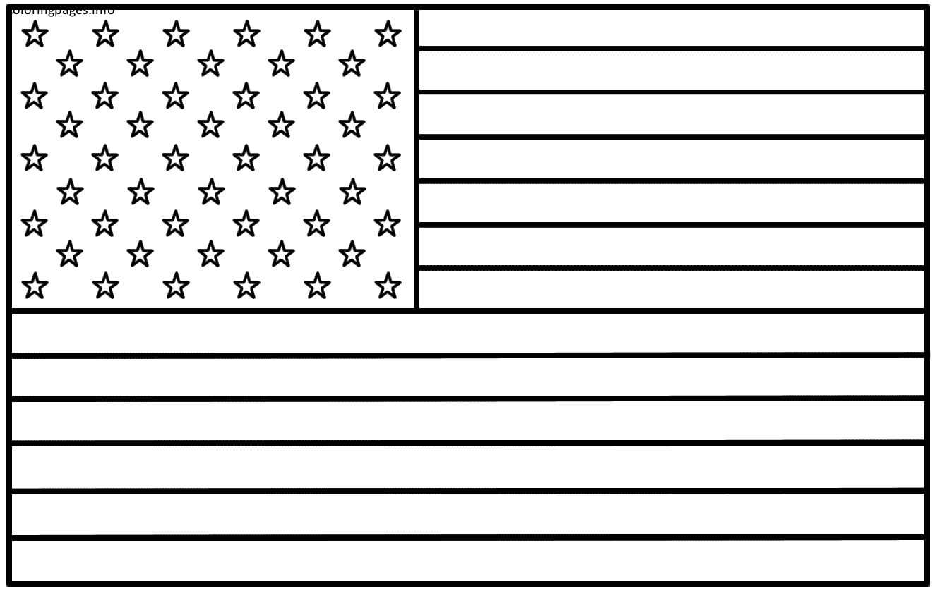 coloring pages of the us flag #coloring pages of the us flag ...