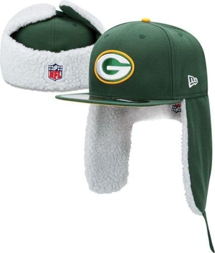 Green Bay Packers New Era 59FIFTY Dog Ear 2012 On Field Fitted Hat ... 458443eb6