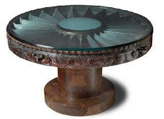 steampunk furniture. steampunk furniture the home from planes to