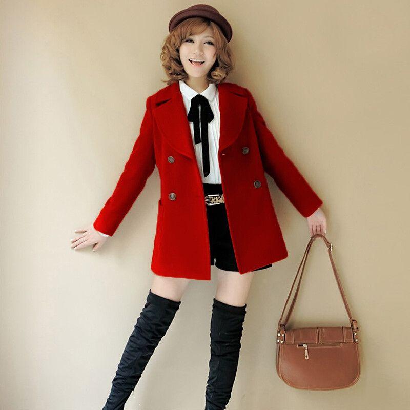 Cute students coat Cute Kawaii Harajuku Fashion Clothing - clothing sponsorship