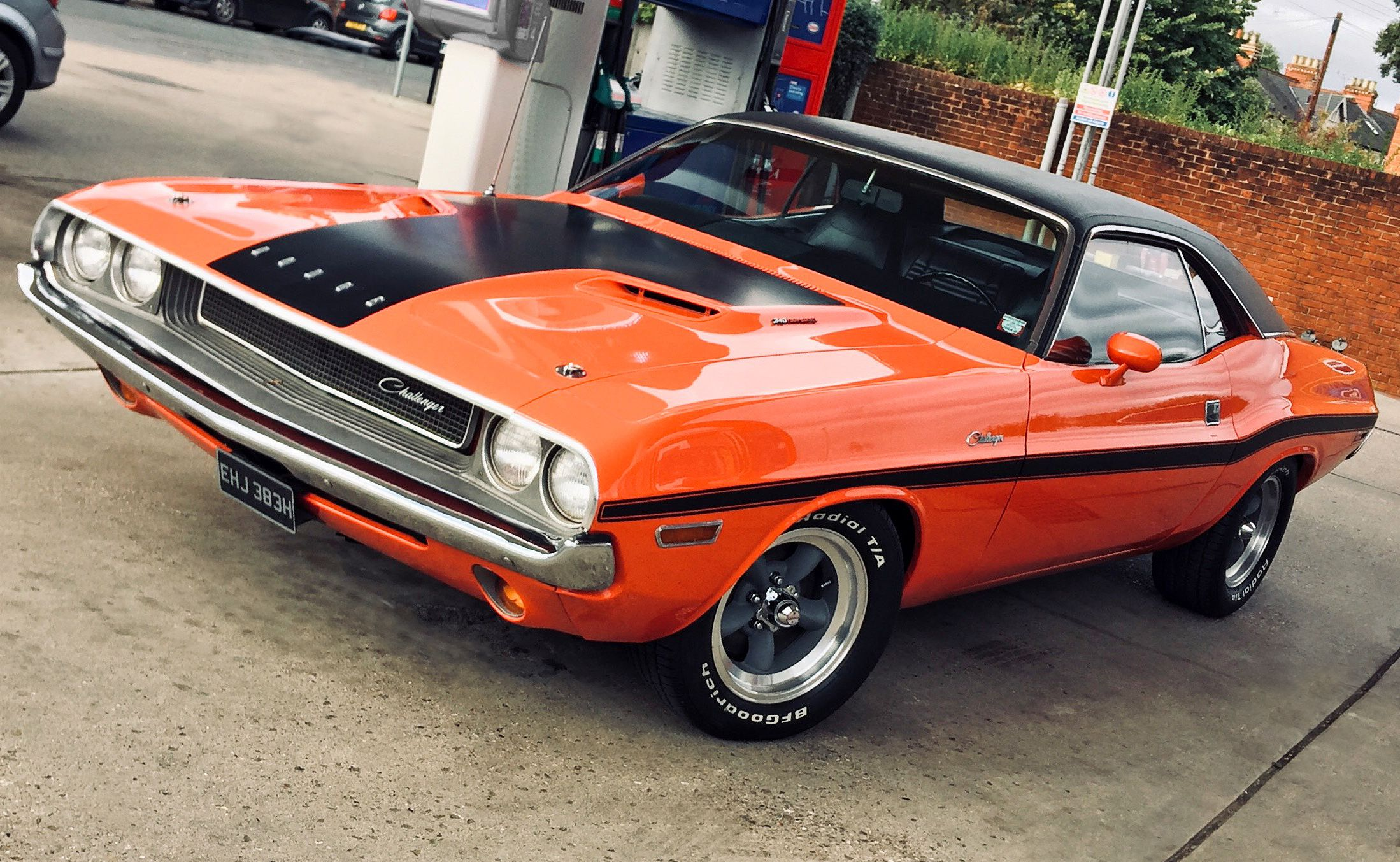 1970 Dodge Challenger A66 Dodge Challenger 1970 Dodge Challenger