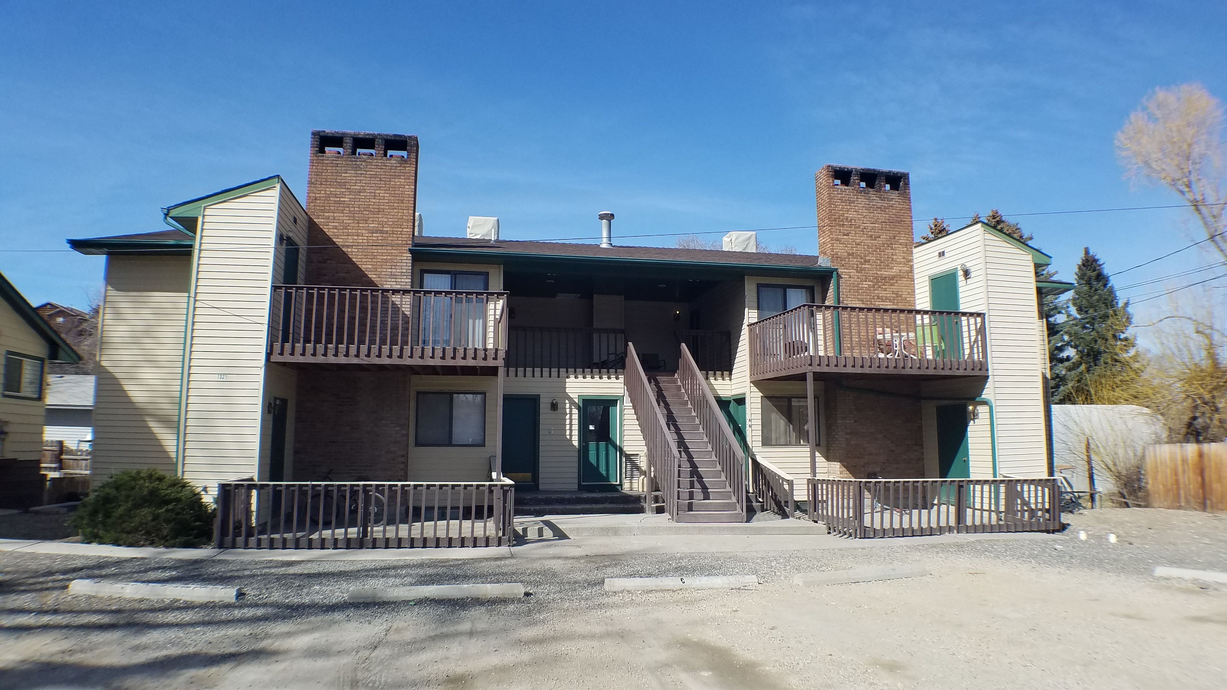 3 Bed 2 Full Bath, upstairs Apartment1321 1/2 17th Street