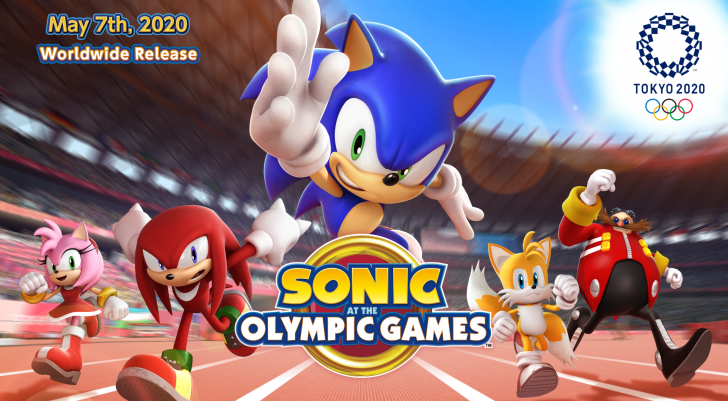 Jacob On Twitter Breaking Mario Has Died Sonic Olympic Games Tokyo 2020
