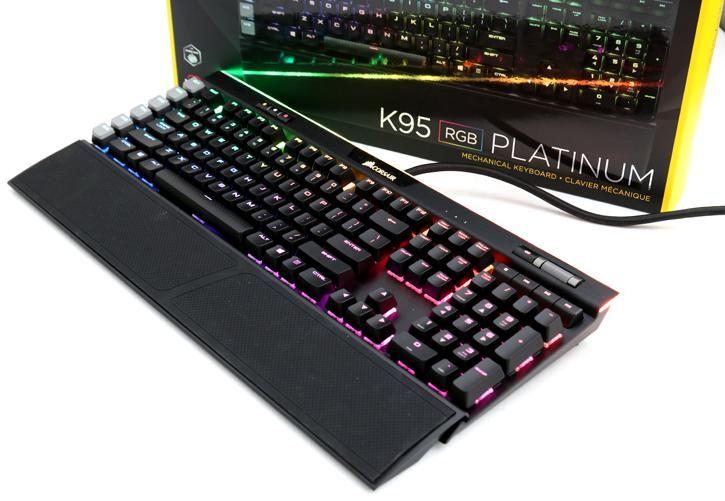 Corsair Gaming K95 RGB PLATINUM #pc #keyboard #gaming