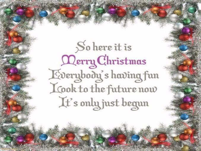 Nice Christmas Greetings Merry Christmas Wishes \ Images - christmas greetings sample