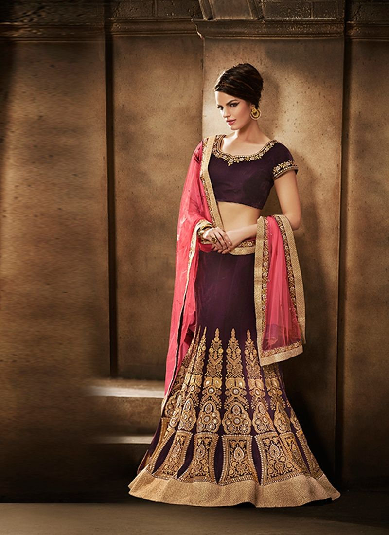 Fashion and you lehenga saree 2