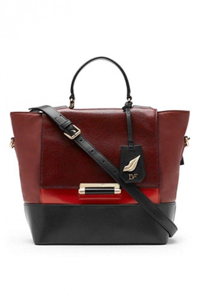 97e2f0d15d59 TRAPEZOIDAL-TOTE-dvf-545 Fall Handbags