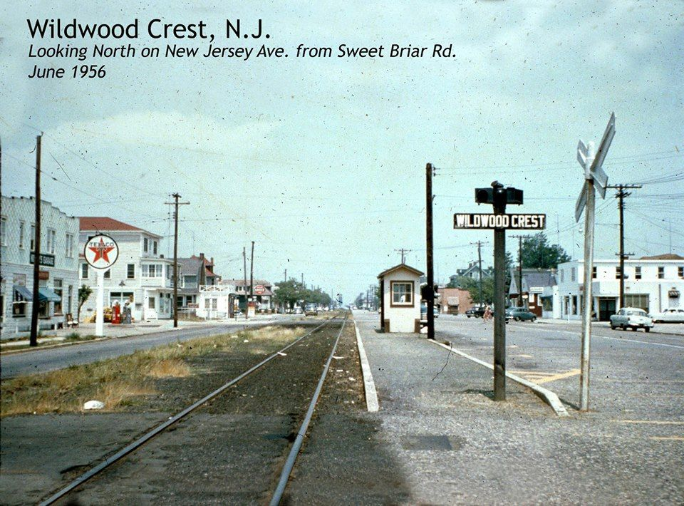 Vintage By The Sea Wildwood Beach Wildwood Crest North Wildwood