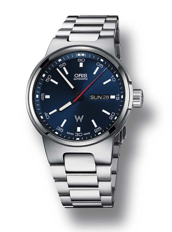 @oris Williams Day Date. A WatchTime review- 5 Oris Watches Under $2,500. http://www.watchtime.com/wristwatch-industry-news/watches/affordable-oris-5-oris-watches-under-2500/ #watchtime #oris