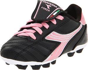 Diadora Forza Md Soccer Cleat Little Kid Big Kid Girls Soccer Shoes Soccer Shoes Girls Sneakers