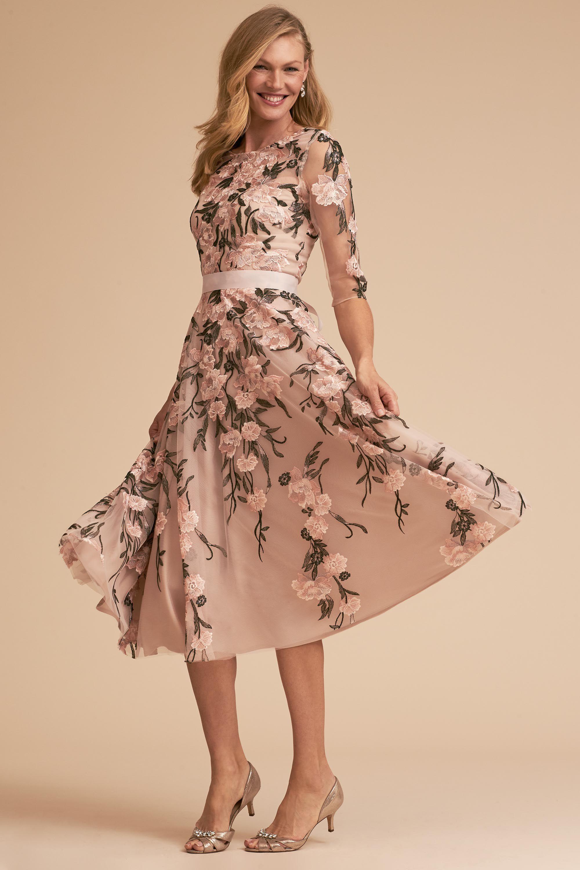 Blackpink linden dress bhldn mother of groom dresses