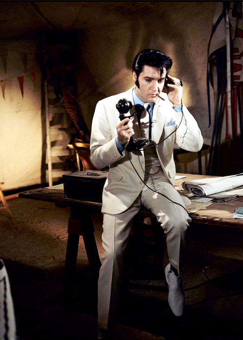 Elvis in The Trouble with Girls, 1969.