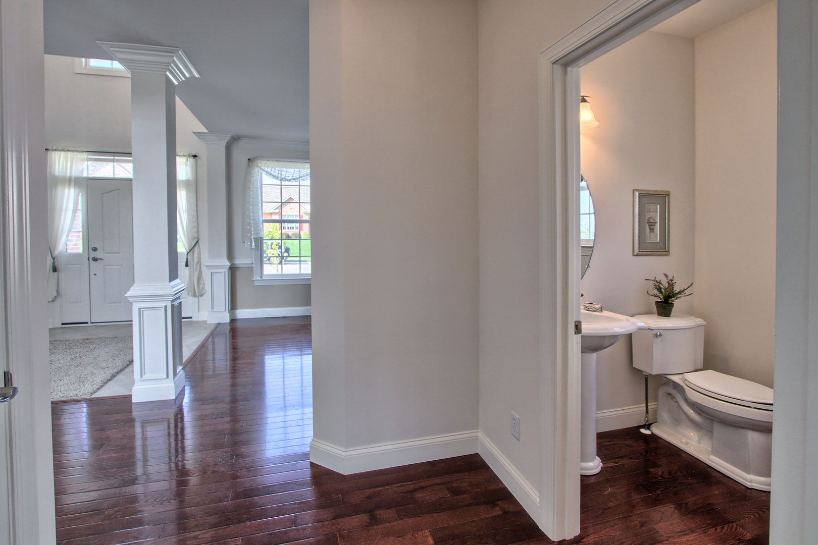 Foyer/Hall Bathroom