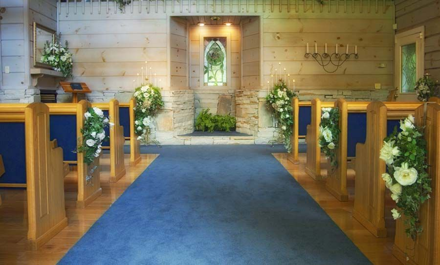 The most romantic places to get married in gatlinburg for Romantic places to get married