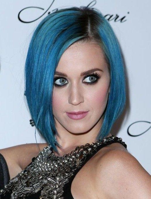 100 Hottest Short Hairstyles Haircuts For Women Pretty Designs Blue Hair Short Hair Styles Green Hair