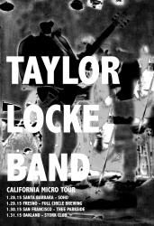 Thee Parkside - Taylor Locke Band, Ryan Cassata, Eagle Wolf Snake