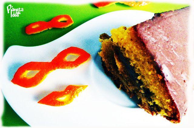 Pianeta delle idee idee per decorare la tavola buccia di aranc buccedarancia by le - Decorare la tavola per carnevale ...