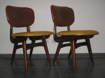 Mooie Stevige Bureaustoel.Niet Alleen Mooi Ze Zitten Zo Lekker 2 Stoere Stevige Bako