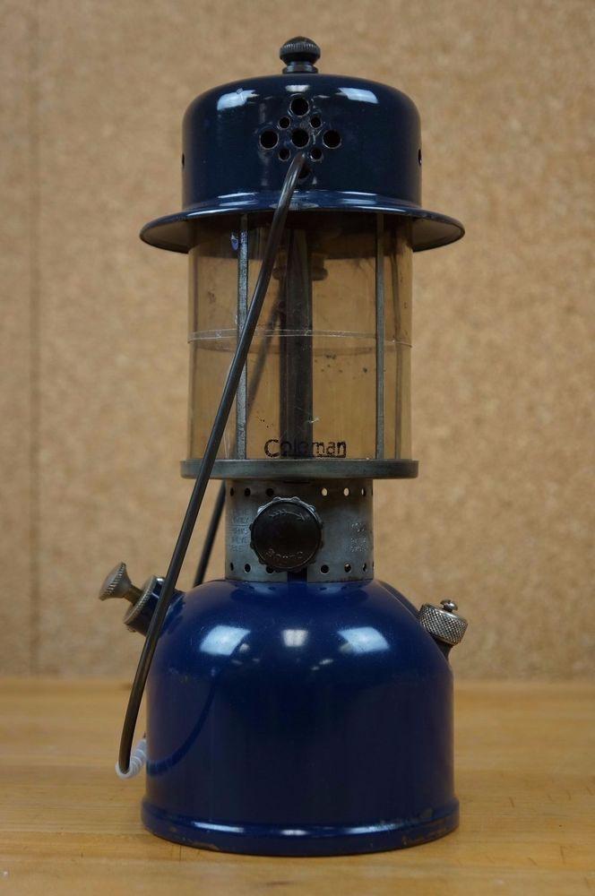 Vintage Coleman Lantern Model 243a Coleman Lantern Vintage Lanterns Lanterns