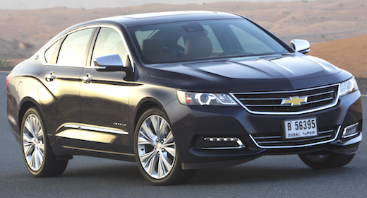 2019 Chevrolet Impala Review With Images Chevy Impala Car