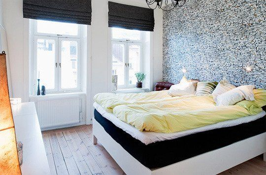 Scandinavian Style Two Duvets On One Bed Duvet Bedding Make Your Bed Scandinavian Bedding