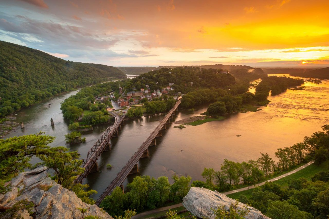 Guide to visiting harpers ferry national historic park