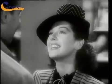 LUNA NUEVA (His girl Friday, 1940, Full Movie, Spanish, Cinetel)