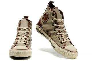 1d350545055 Miller Beige Converse Chuck Taylor All Star High Top Canvas Shoes ...