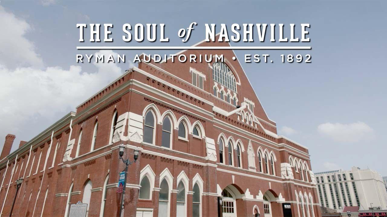 Tour The Ryman Nashville Attractions Ryman Tours