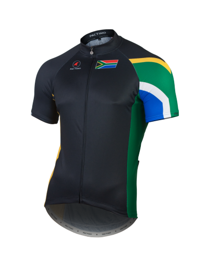South Africa Cycling Jersey Men s  46fcedb38