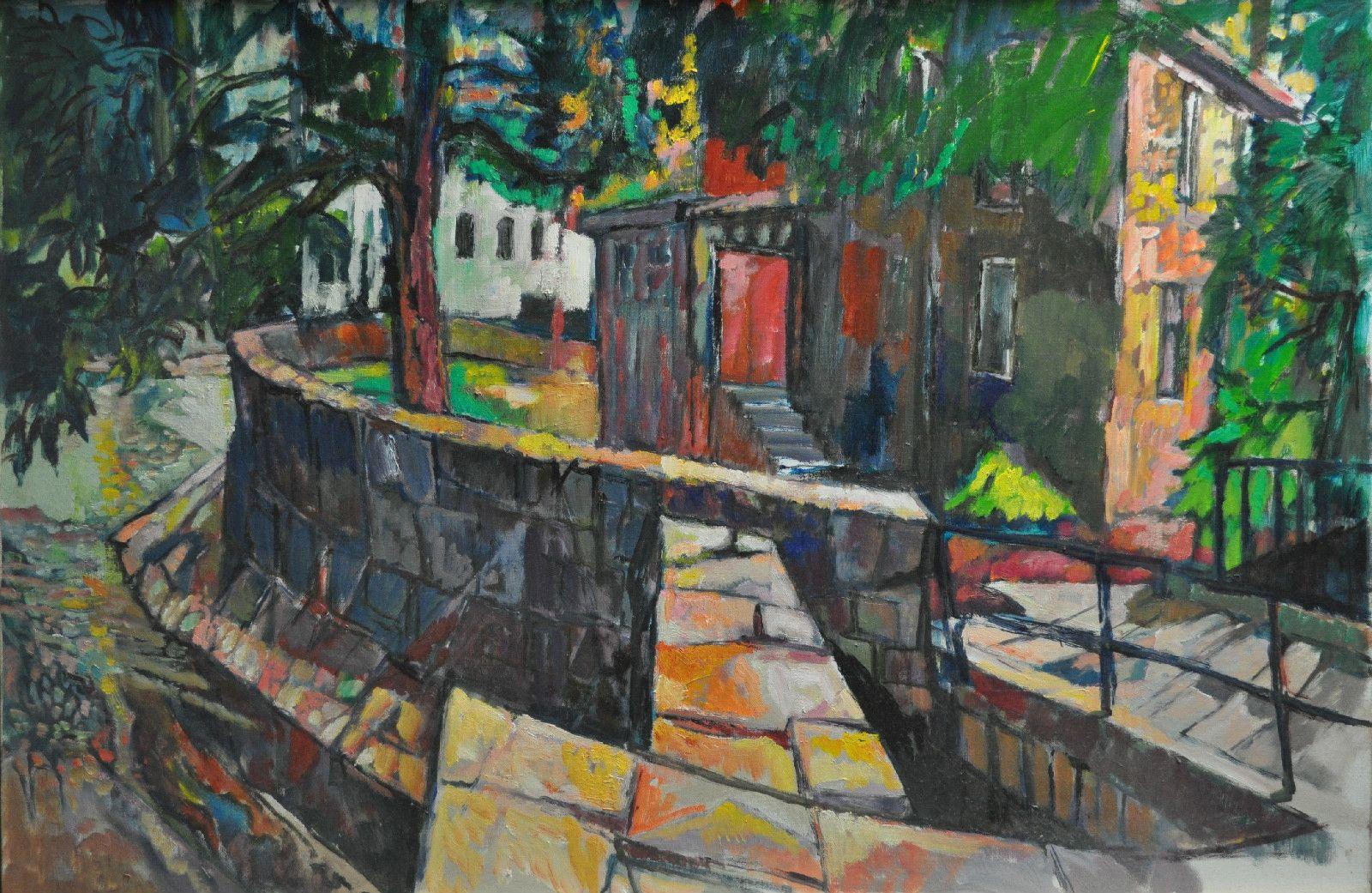 Ed Loper Jr Wilmington De Wall Decoratives Painting