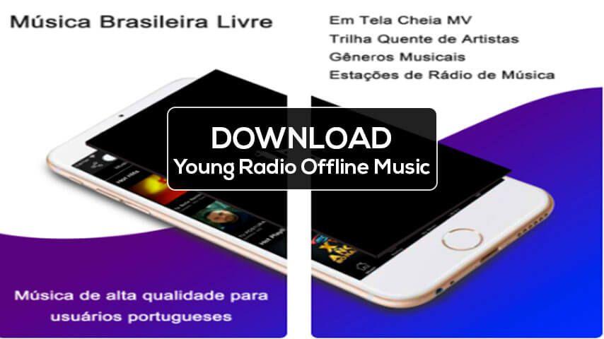 Young Radio Offline Music Aplicativo De Musica Musica Aplicativos