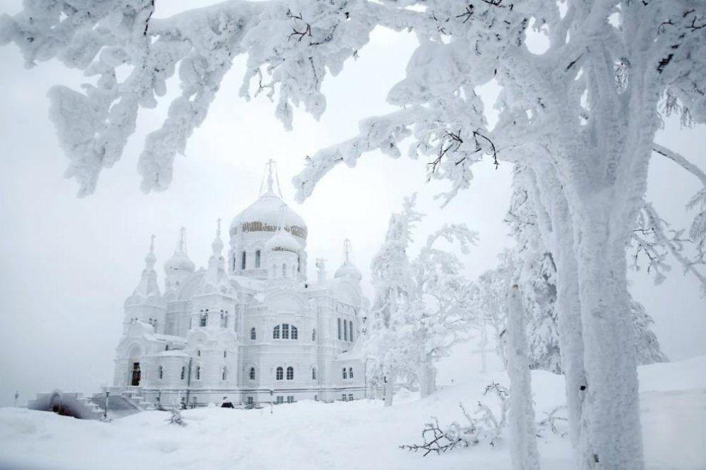 Belogorskiy Manastırı - Perm