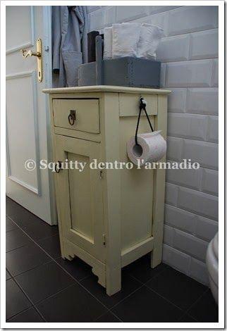 UN TÈ DENTRO L\'ARMADIO (11/2014) - Il mobiletto del bagno | Un tè ...