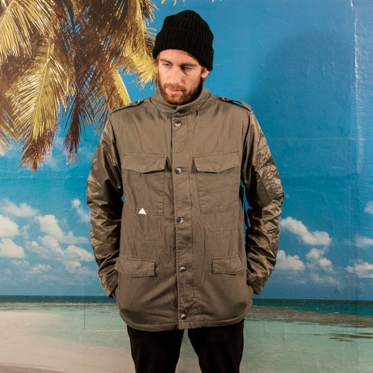 SHRN – ALTAMONT – SCANNER – JACKET – MILITARY