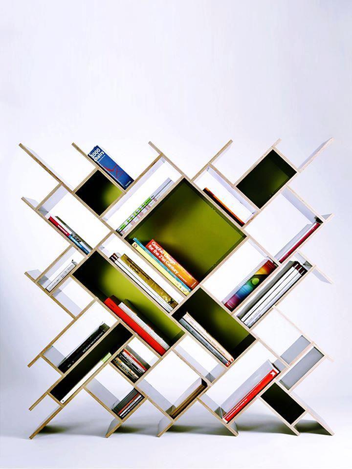 dinamic bookshelf