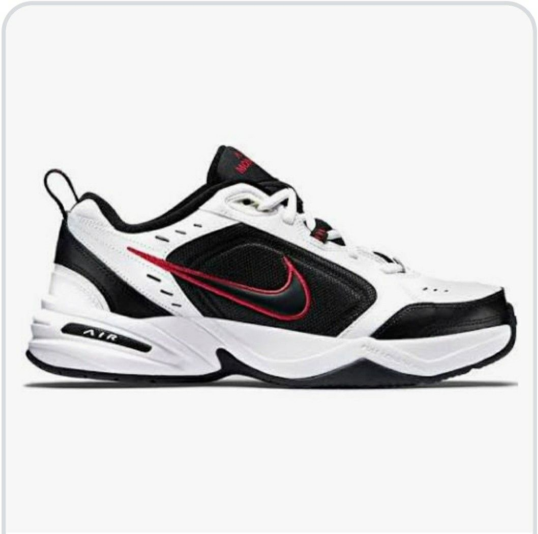 No Nike Monarchs until age 60. They're comfortable but