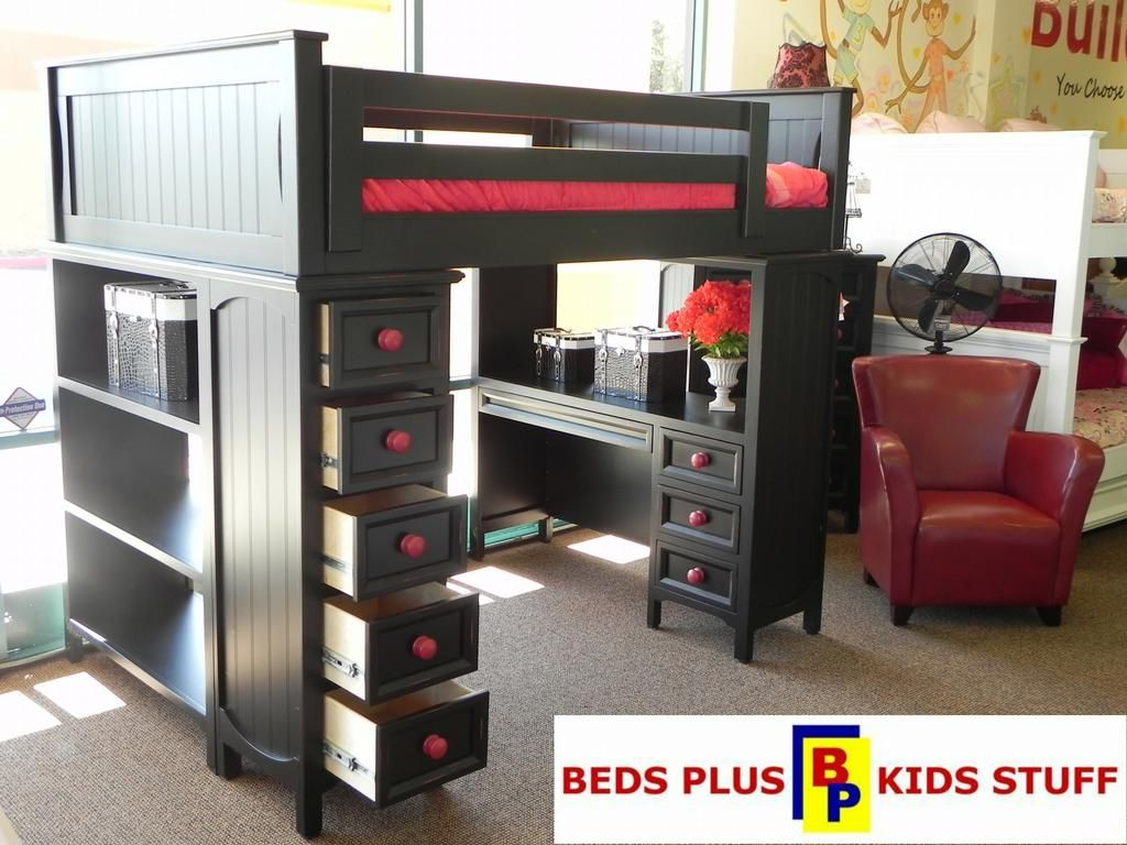 Kids Loft Bedroom Sets | World Trend House Design Ideas
