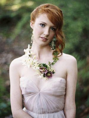 e322d3f688 Boho Chic, Beautiful Bride Boho Wedding Dress, One Shoulder Wedding Dress, Wedding  Gowns