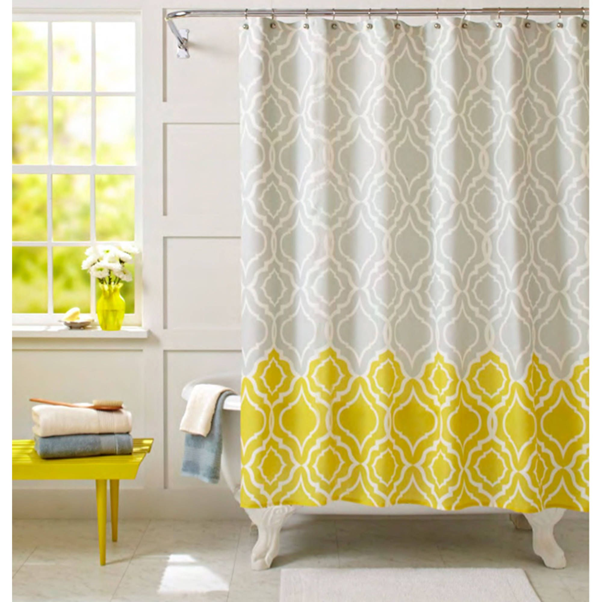 e0d96fa04dee836d31c3953c4e409ae4 - Better Homes And Gardens Leaves Semi Sheer Window Panel Citron