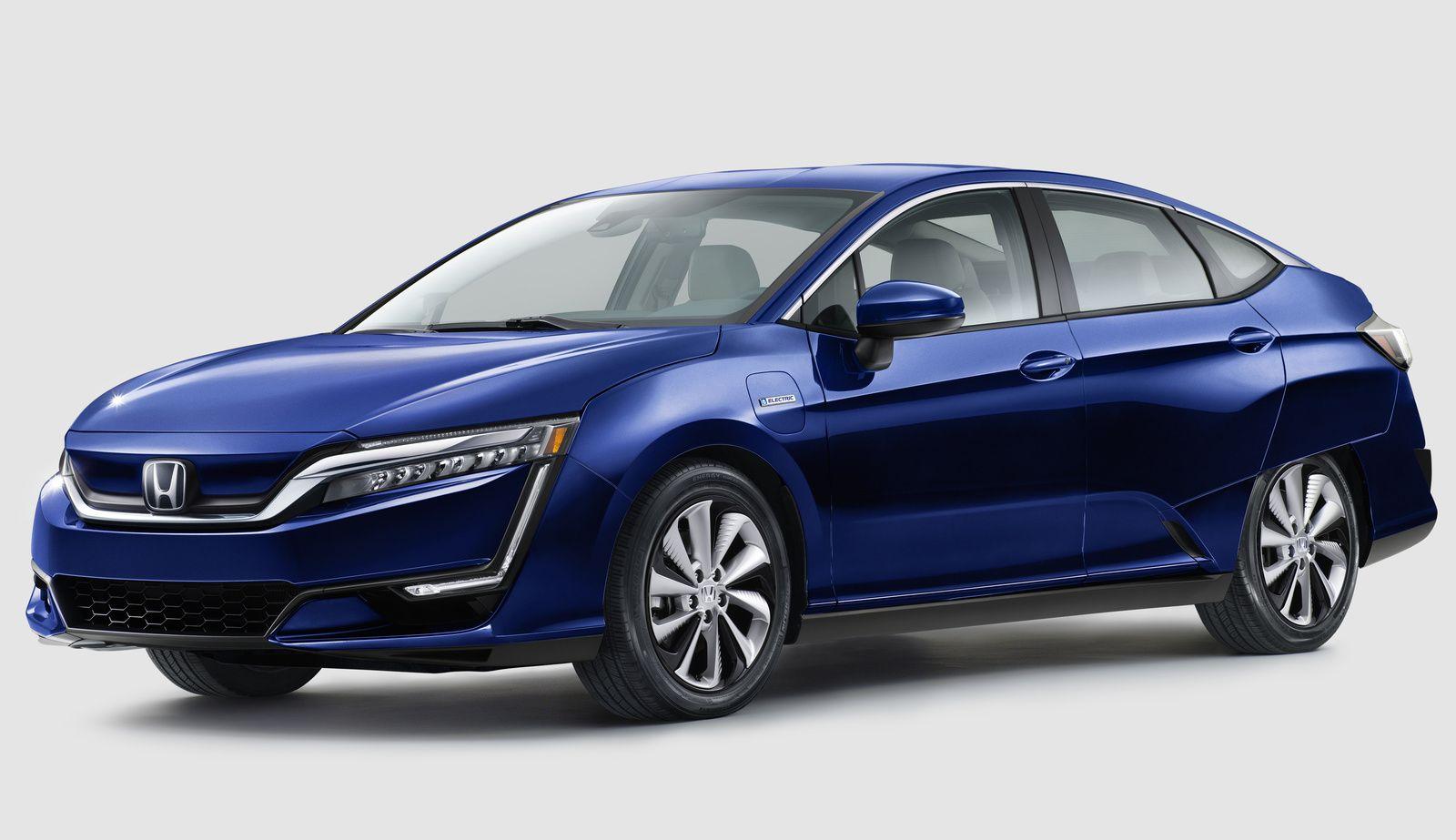 2017 Honda Clarity Electric Chevy volt, Honda electric