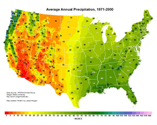 Why The California Water Crisis Will Lead To A Housing Collapse - Us map of lead in water