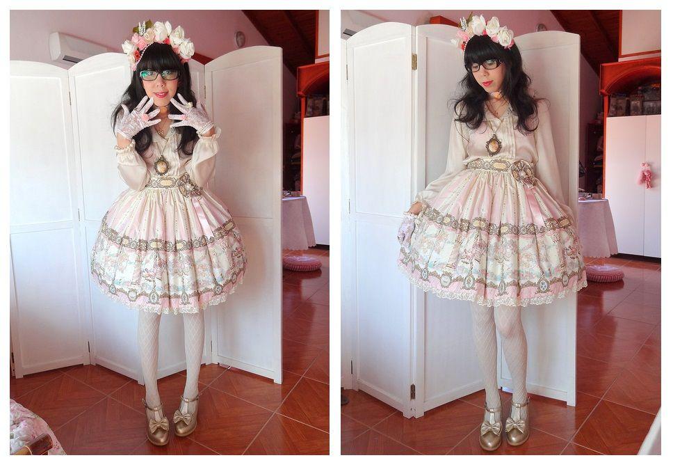 Day Dream Carnival Angelic Pretty